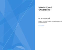 my.sehir.edu.tr