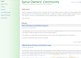 my.spruz.com