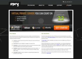 my.spry.com