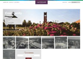 my.taylor.edu