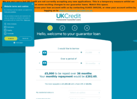 my.ukcredit.co.uk