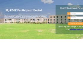 my.umt.edu.pk