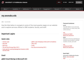 my.unomaha.edu
