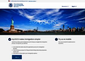 my.uscis.gov