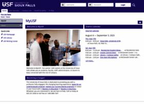 my.usiouxfalls.edu