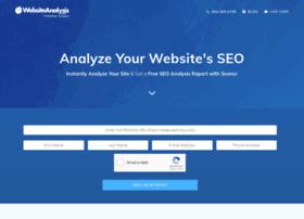 my.websiteanalysis.com