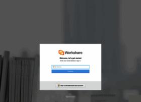 my.workshare.com