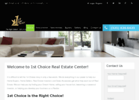my1stchoicerealty.com