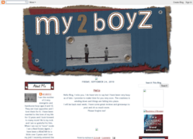 my2boyzboeldt.blogspot.com