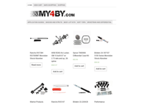 my4by.com