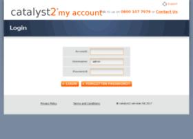 myaccount.catalyst2.com