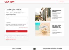 myaccount.caxtonfx.com