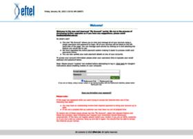 myaccount.eftel.com