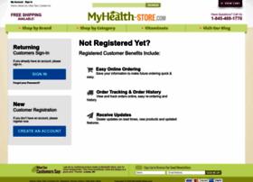 myaccount.myhealth-store.com