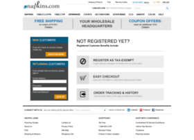 myaccount.napkins.com