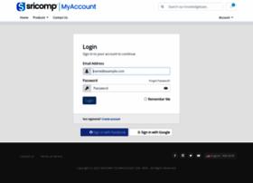 myaccount.sricomptechnologies.com