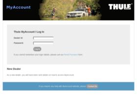 myaccount.thule.co.uk