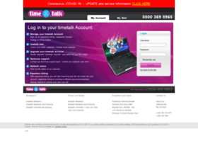 myaccount.timetalk-internet.co.uk