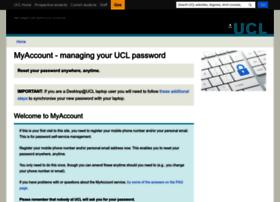 myaccount.ucl.ac.uk