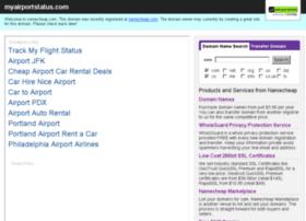myairportstatus.com