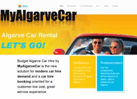 myalgarvecar.com