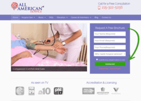 myallamericanhospice.com