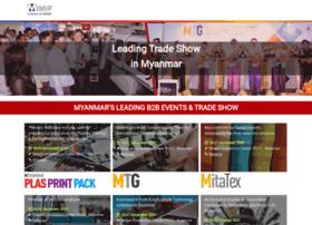 myanmar-expo.com