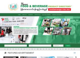 myanmar-foodandbeverage.com