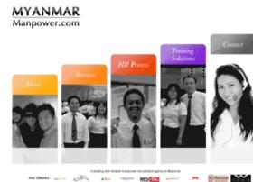 myanmar-manpower.com