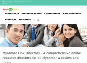 myanmarlinkdirectory.com