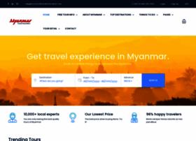 myanmartravelinformation.com
