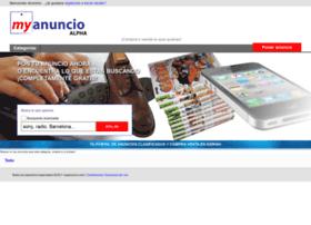 myanuncio.com