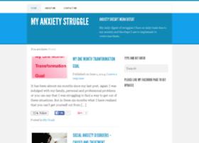 myanxietystruggle.com