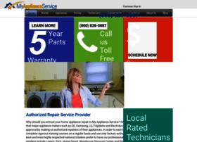 myapplianceservice.com