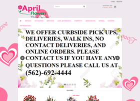 myaprilflowers.com