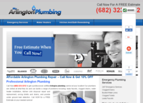 myarlingtonplumbing.com