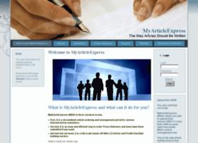 myarticleexpress.com