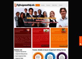 myassignmenthelp.info