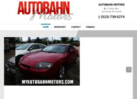 myautobahnmotors.com