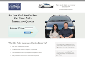 myautoinsurancerate.com
