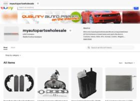 Myautopartswholesale.com