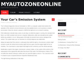 myautozoneonline.com