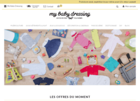mybabydressing.com