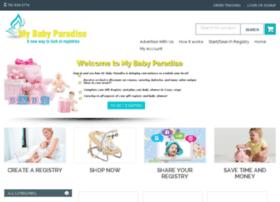 mybabyparadise.com