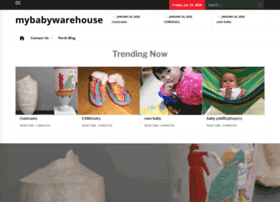 mybabywarehouse.com.au