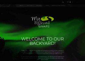 mybackyardtours.com