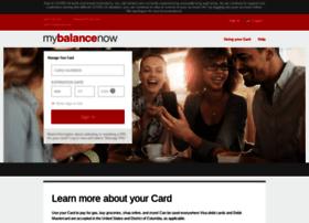 mybalancenow.com