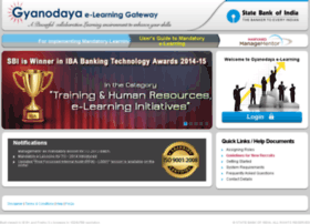 Mybanklearning.sbi.co.in