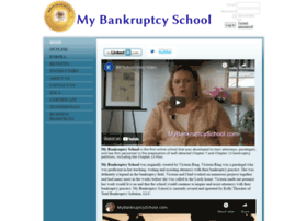 mybankruptcyschool.com
