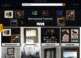 mybarnwoodframes.com